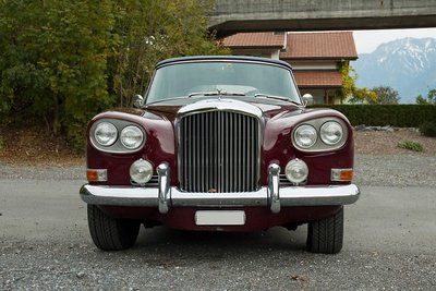 Bentley S3 Continental Drophead Coupé by Mulliner/Park Ward