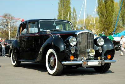 Bentley Mark VI Standard Steel Saloon, 1948
