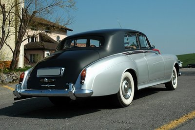 Bentley S3 Standard Steel Saloon