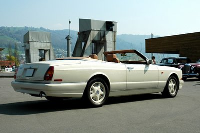 Bentley Azure Drophead Coupé